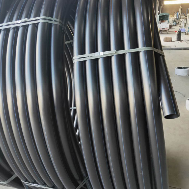 HDPE给水管盘管