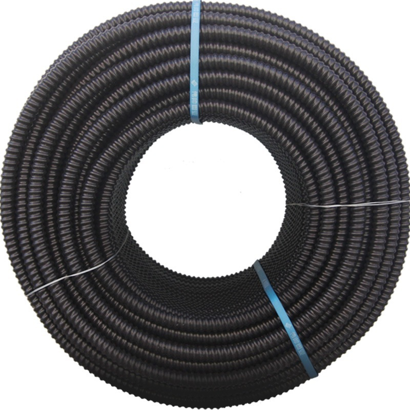 PE地埋螺旋碳素波纹穿线管